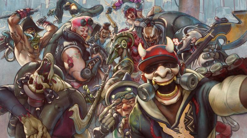 Скорый релиз Bleeding Edge на PC и Xbox