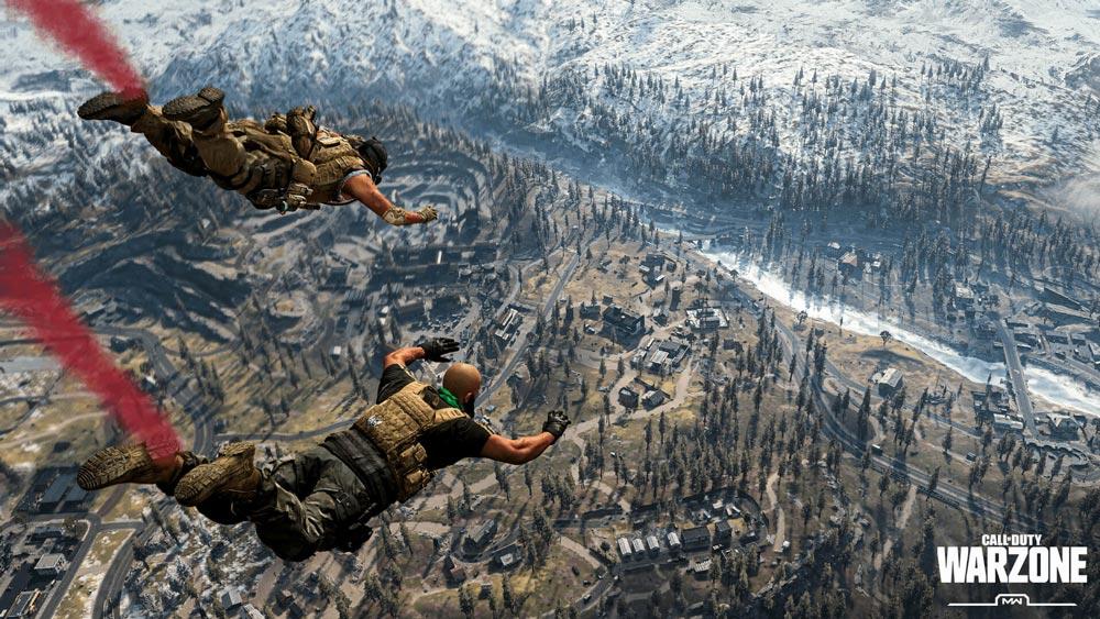 Шесть миллионов игроков за сутки. Call of Duty: Warzone – хит?