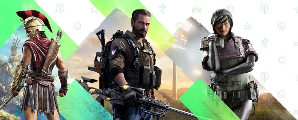 В UPlay началась весенняя распродажа игр