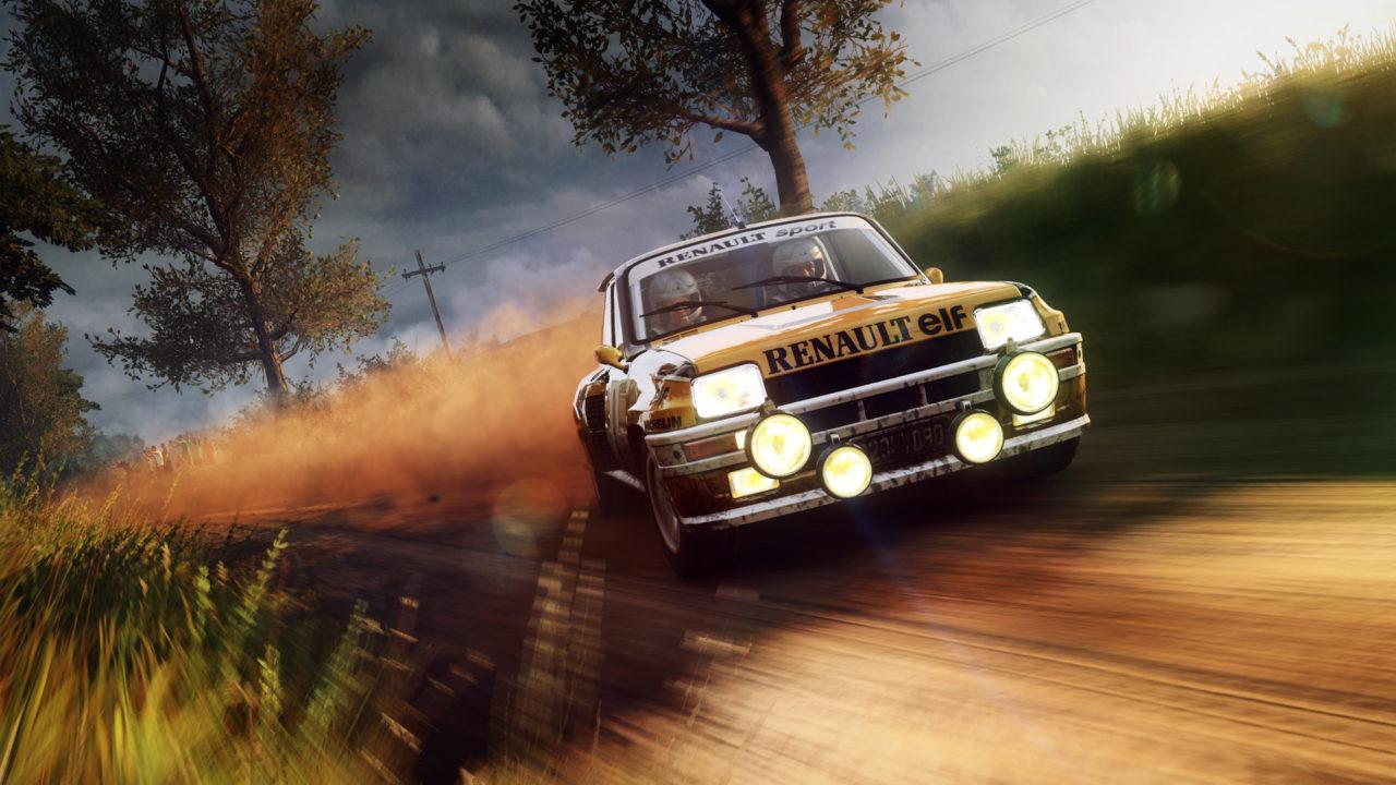 Теперь можно опробовать DIRT Rally 2.0