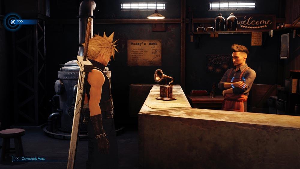 В Final Fantasy VII Remake можно насладиться музыкой