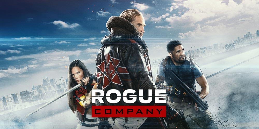 Hi-Rez Studios показала геймплей Rogue Company