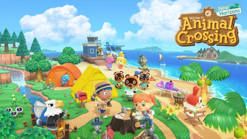 Animal Crossing: New Horizons уже на торрентах