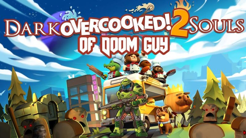 Конкурс Dark Overcooked Souls of Doom Guy