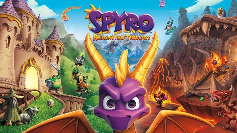 Новая игра во вселенной Spyro в разработке