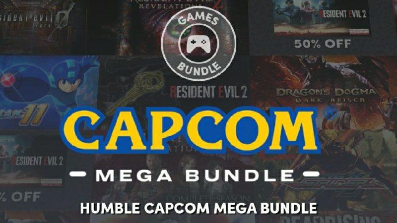 На Humble Bundle продают набор Capcom