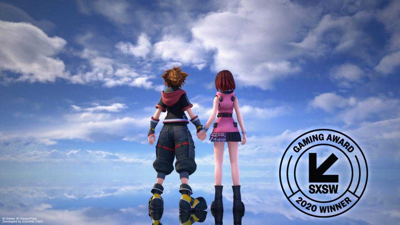 Kingdom Hearts III выиграла награду