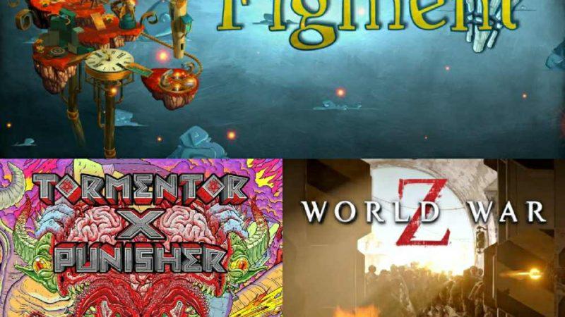 Три новые бесплатные игры в Epic Games Store