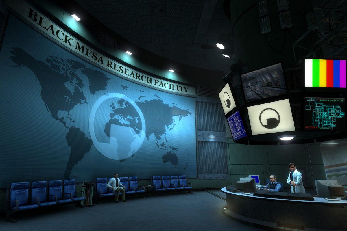 Black Mesa покинула ранний доступ в Steam