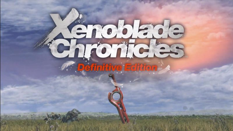 Xenoblade Chronicles Definitive Edition для Switch появилась в Amazon
