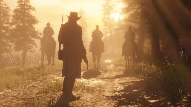 Игроки в Red Dead Online создали свои правила проведения дуэлей