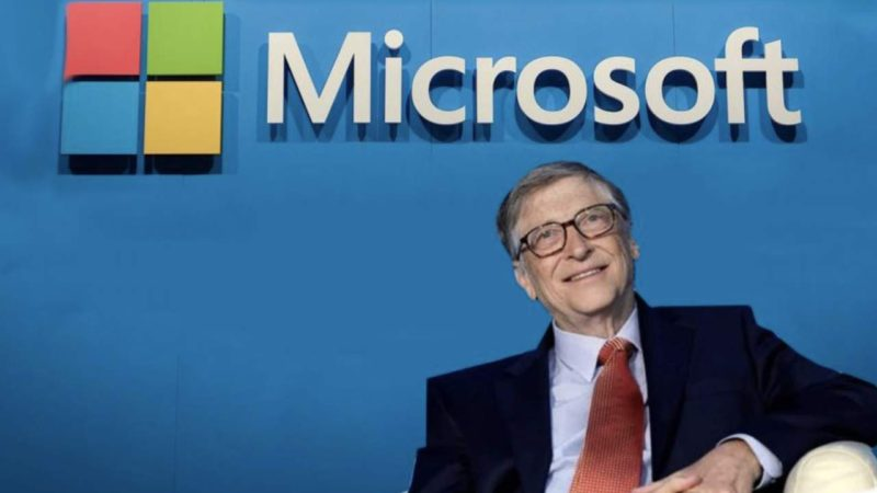 Билл Гейтс уходит из Microsoft