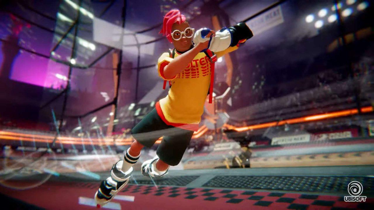 Ubisoft приглашает на тестирование Roller Champions