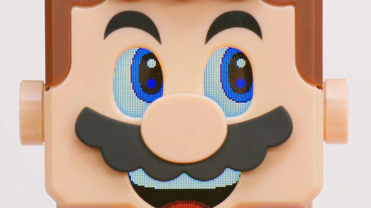 Марио спасёт кубическую принцессу Пич