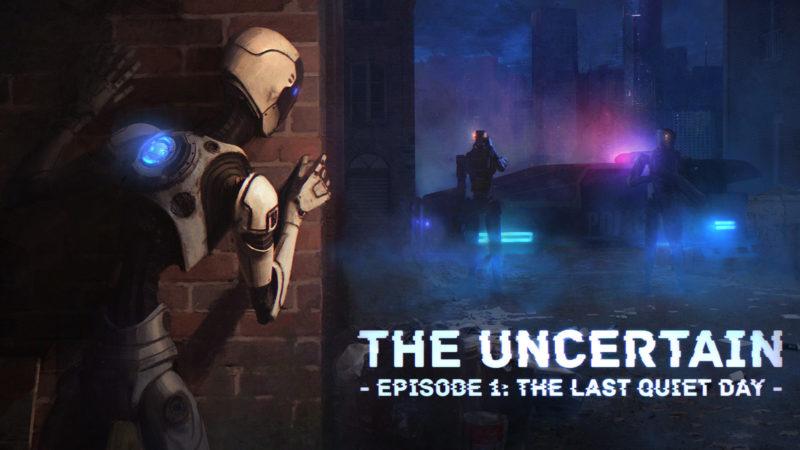 The Uncertain бесплатна в Steam