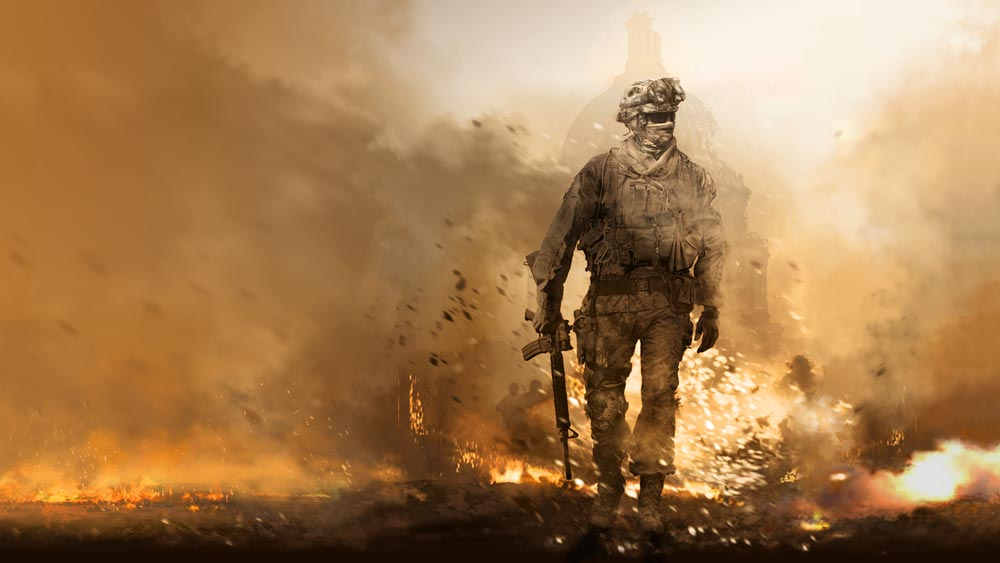 Activision разрабатывает ремастер Call of Duty: Modern Warfare 2