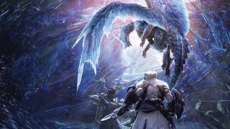 Monster Hunter Iceborne logo