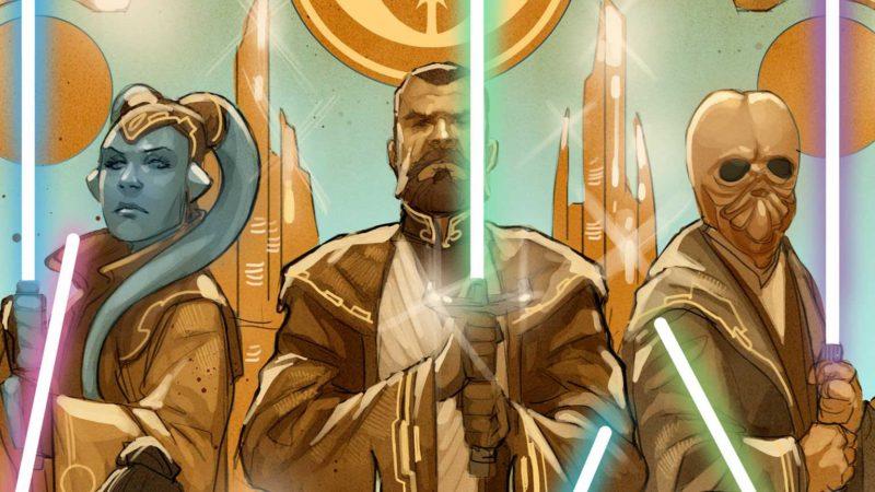 Новые подробности о Star Wars: High Republic