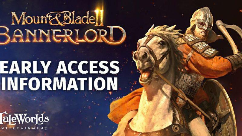 Mount & Blade II Banner Lord выйдет в Steam на день раньше