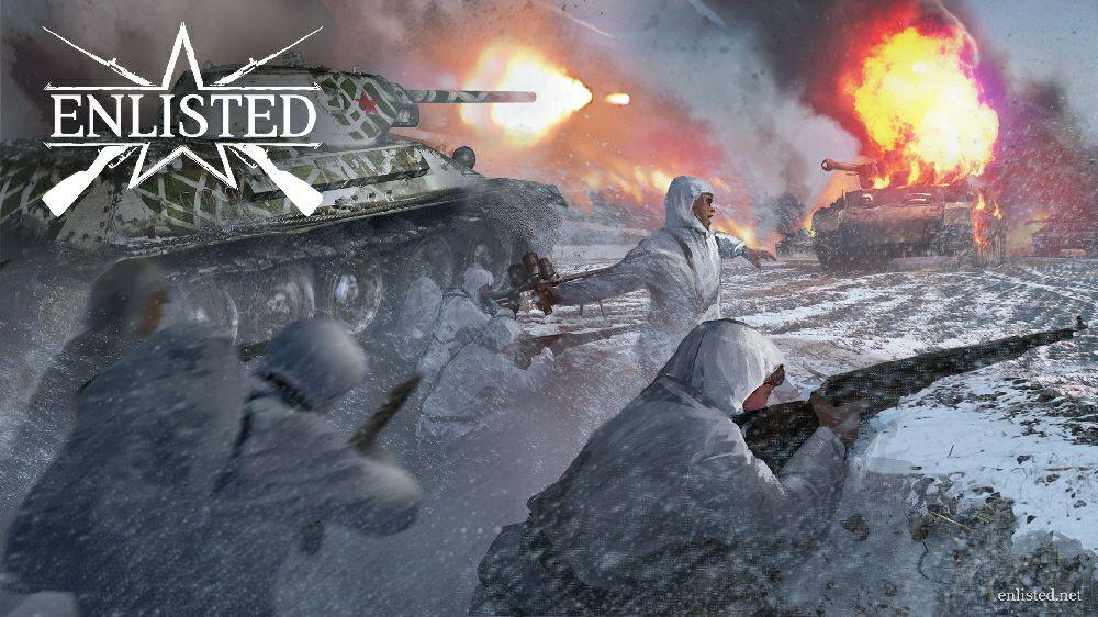 Владельцы PlayStation 4 и Xbox One теперь могут воевать на полях Второй мировой