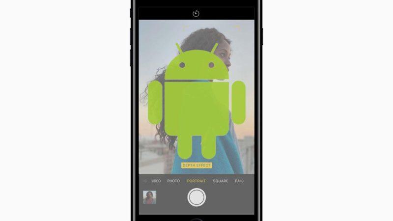 Android на iPhone – больше не признак подделки?