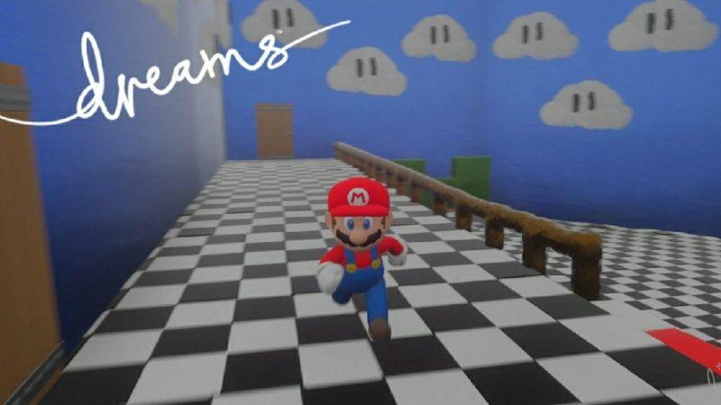 Nintendo требует удалить своих героев из Dreams