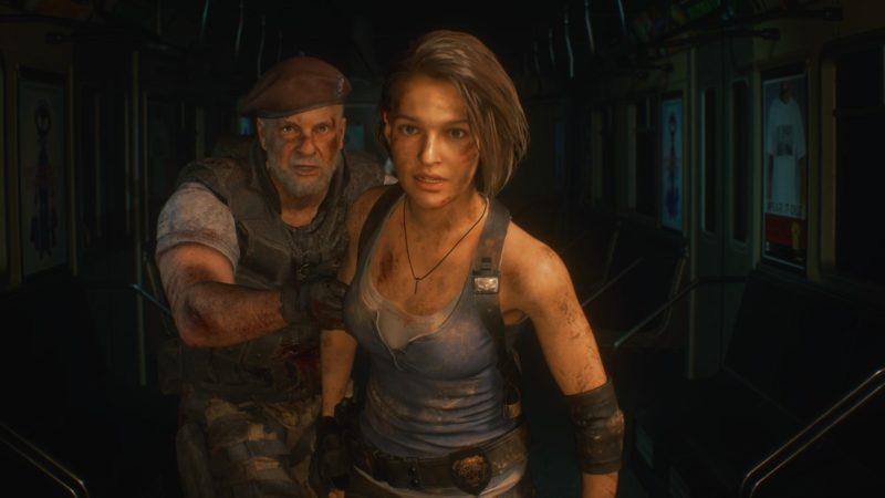 Resident Evil 3 Remake возможно появится на Switch