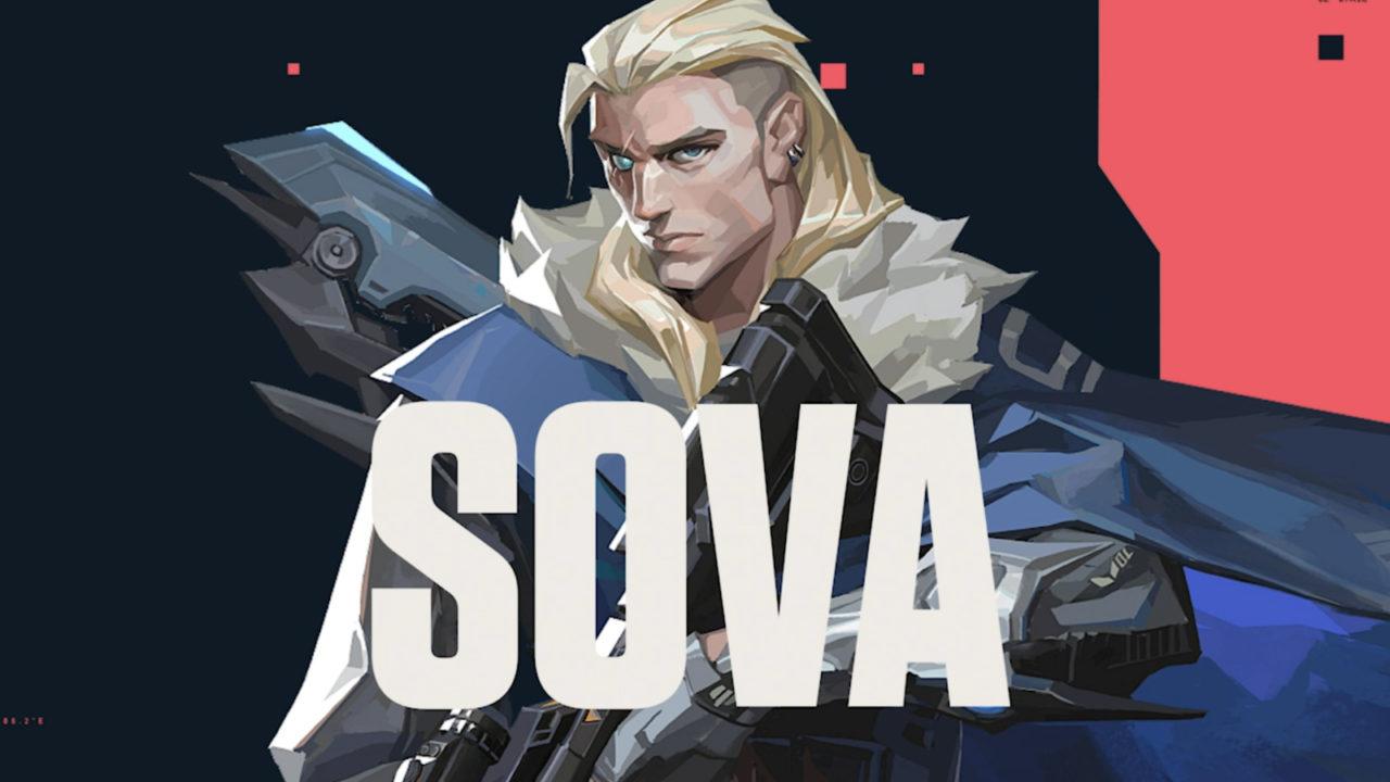 Русский блондин в Valorant