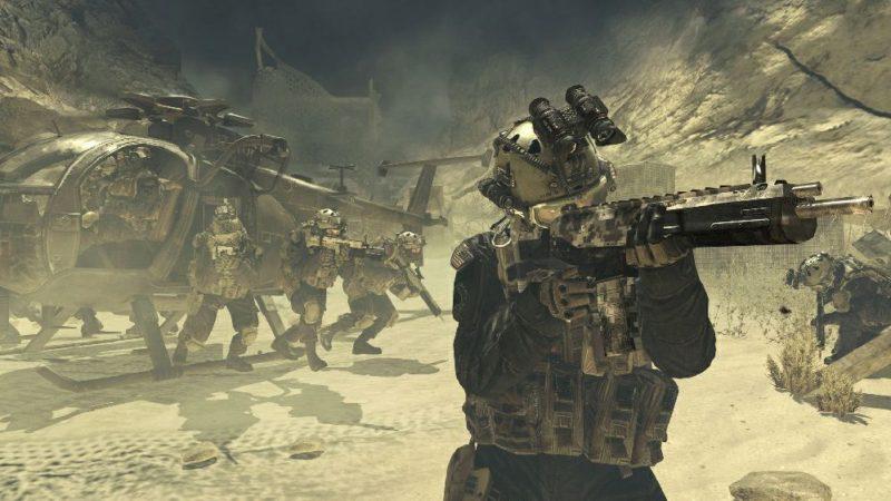Ремастер Call of Duty: Modern Warfare 2 выйдет уже сегодня