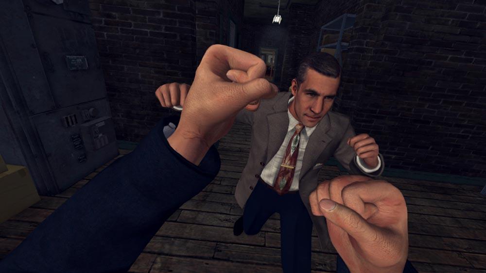 В L.A. Noire добавили эксклюзивный контент PSVR