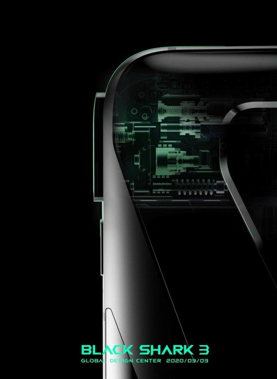Black Shark 3 будет распознавать силу давления на экран