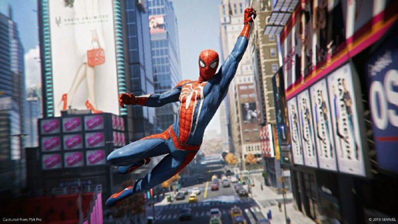 Spider-Man 2 показали за закрытыми дверями