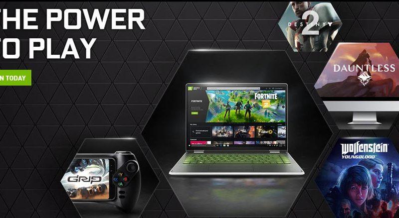 GeForce Now обзавелась свежей подборкой поддерживаемых игр