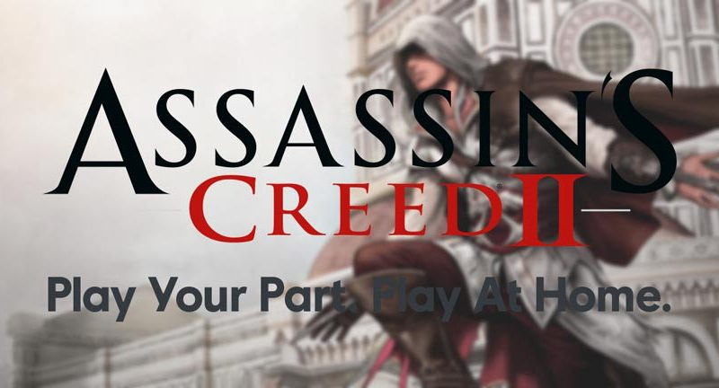 Ubisoft раздает Assassins Creed 2 бесплатно