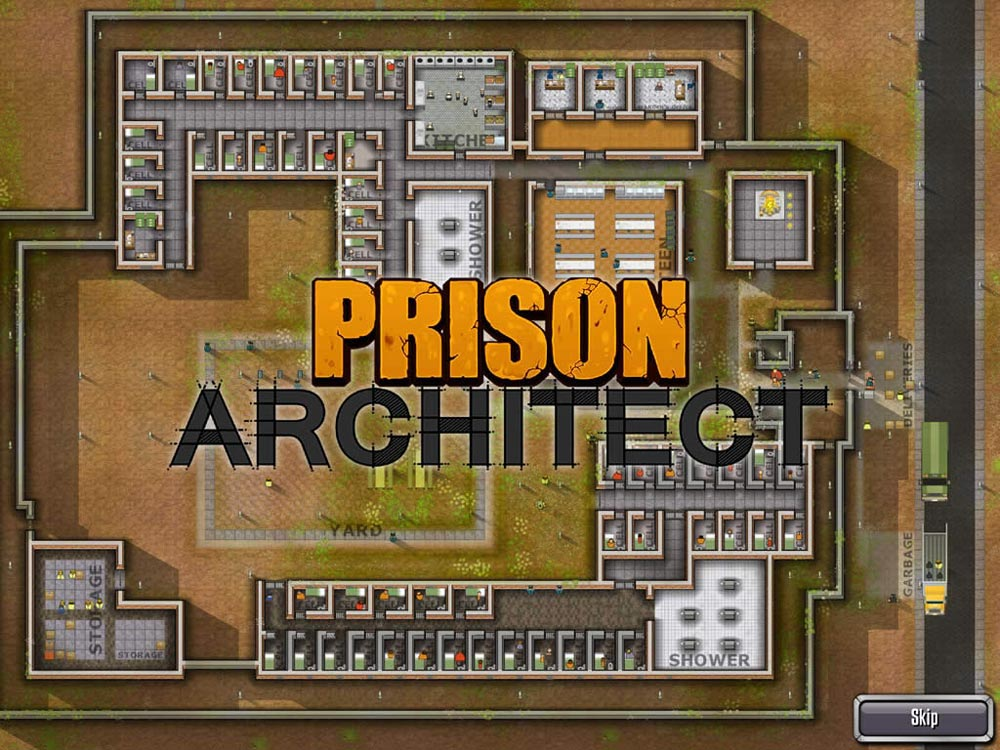 Prison Architect получит бесплатное обновление в мае