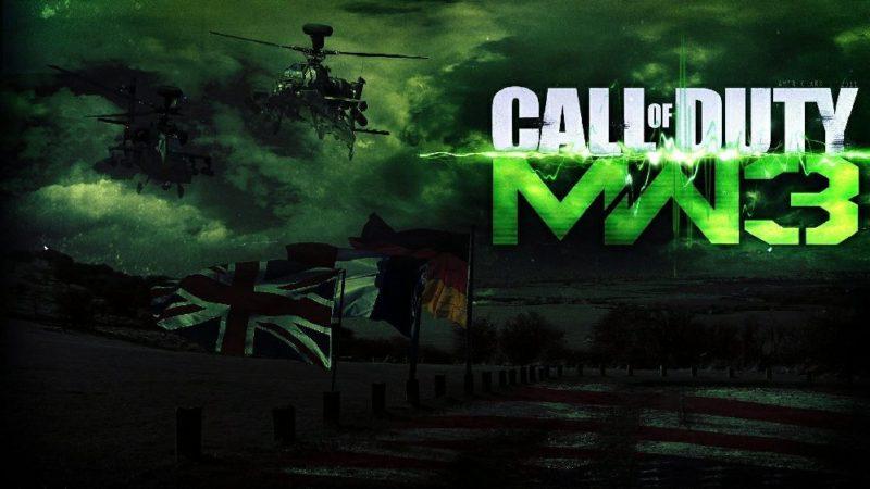Ремастер Modern Warfare 3 уже в работе