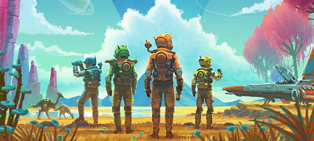 Hello Games дразнит планами на этот год
