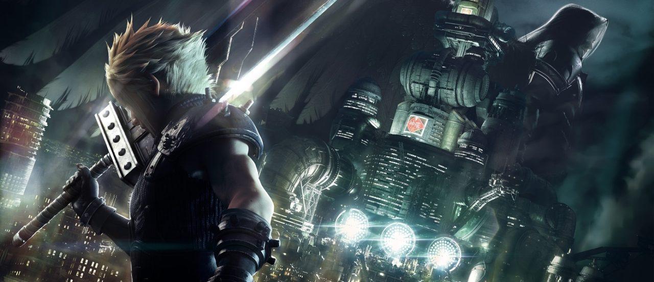 Square Enix засветила PC-версию Final Fantasy VII