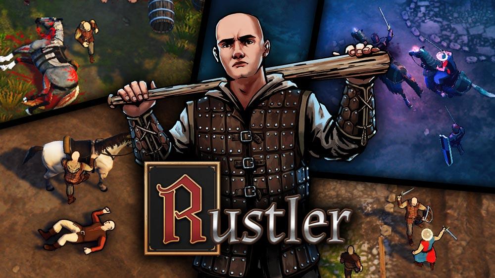 Rustler получила бесплатный пробный уровень