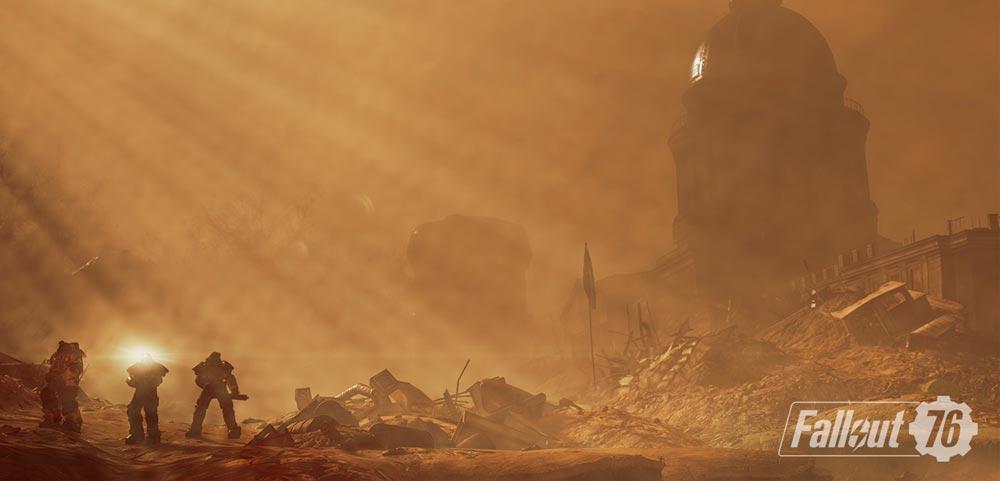 Игроки Fallout 76 отправятся по местам былой славы Fallout 3. В Вашингтон