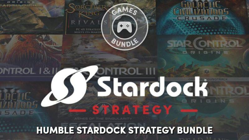Сборник стратегий Stadock продают на Humble Bundle