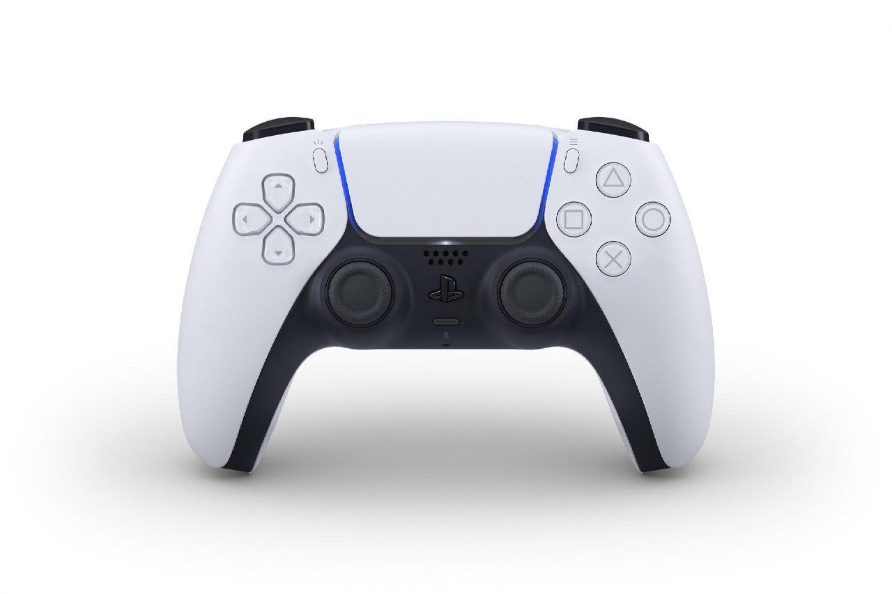 DualSense – контроллер для PlayStation 5