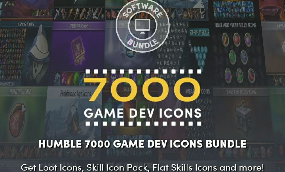 На Humble Bundle продают набор для разработчиков