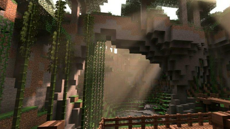 Minecraft RTX теперь доступен каждому