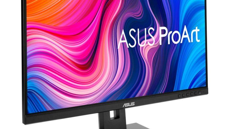 ASUS представила мониторы ProArt Display PA248QV и PA278QV