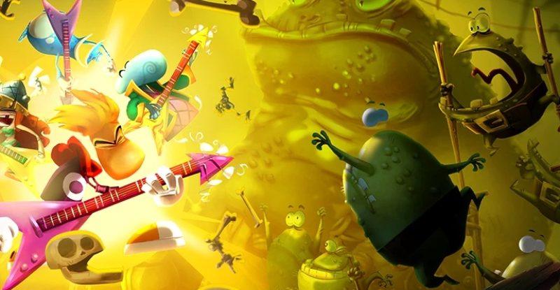 Rayman Legends раздают бесплатно