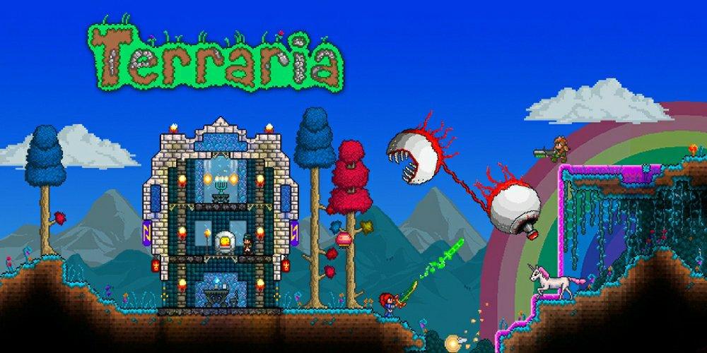 Terraria перешагнула планку в 30 миллионов копий