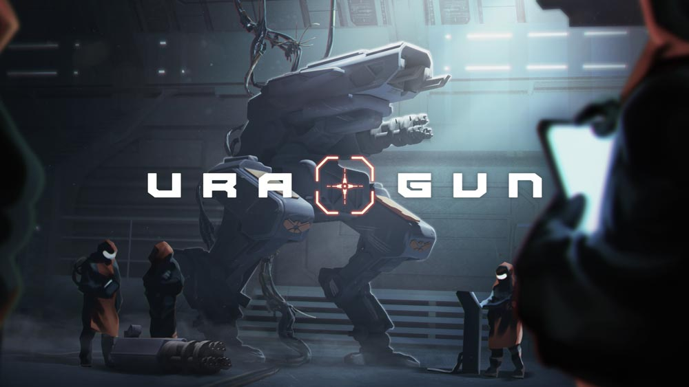Огромный арсенал для сражения с ИИ в новом трейлере шутера URAGUN