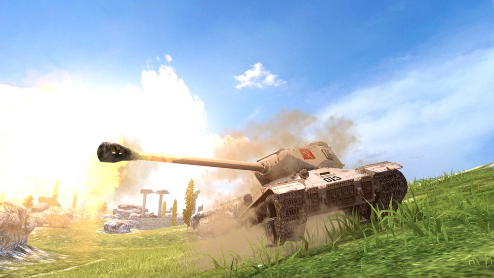 "В World of Tanks Blitz начинается операция ""Наступление"""