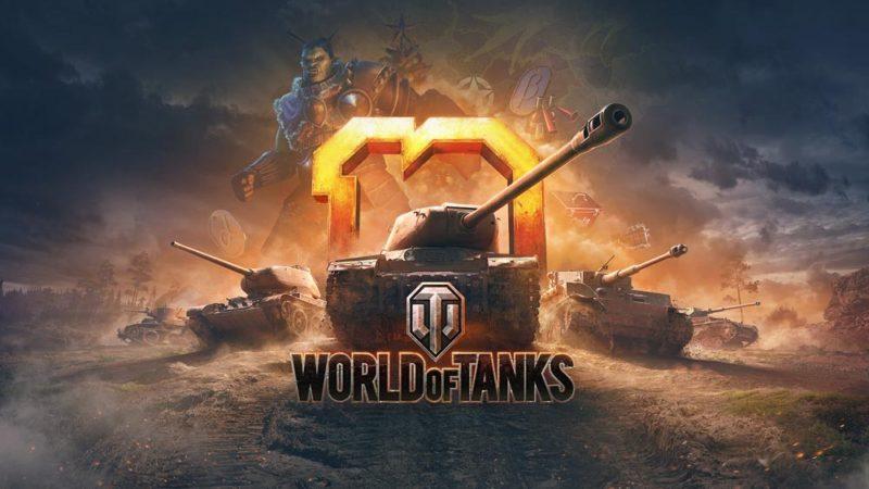 World of Tanks встречает свой 10-летний юбилей